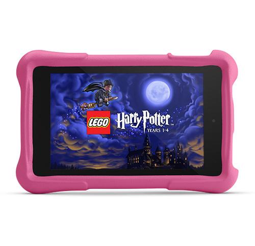La Kids Edition di Amazon Kindle Fire HD 6 e 7