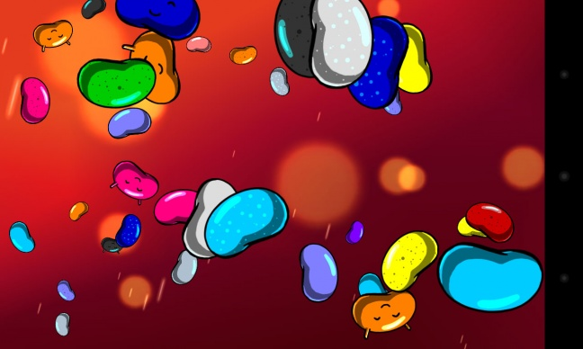 Android 4.3 Jelly Bean, easter egg