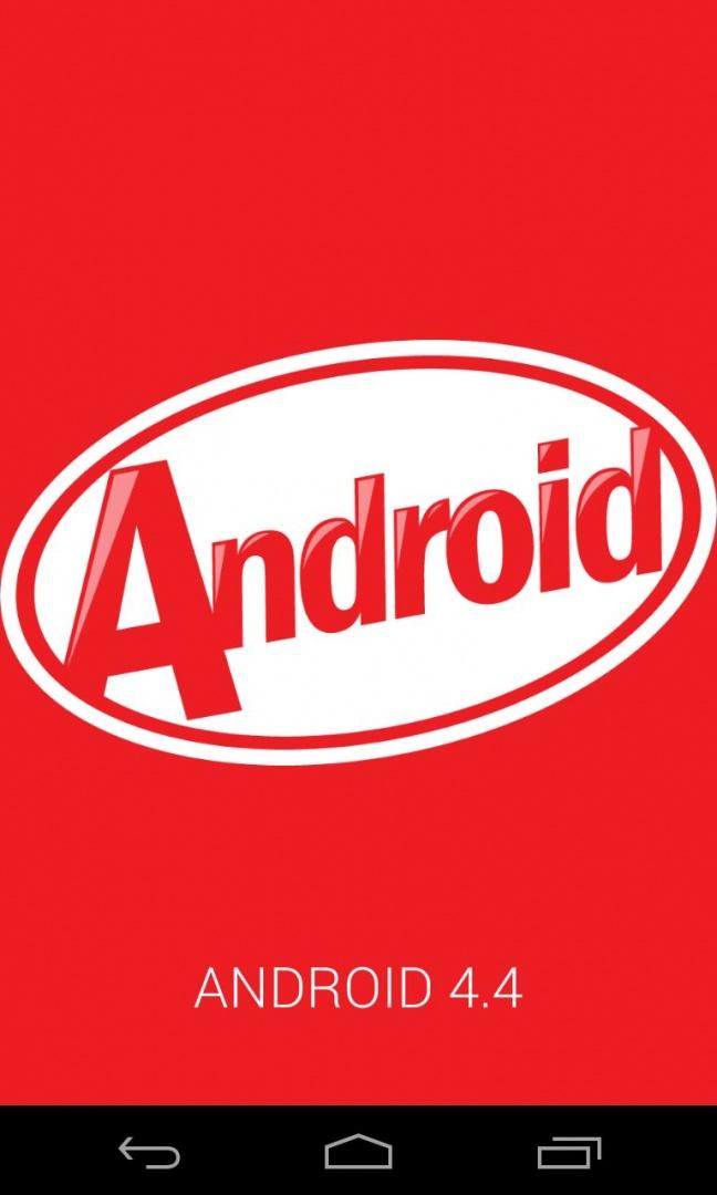 Android 4.4 KitKat, easter egg
