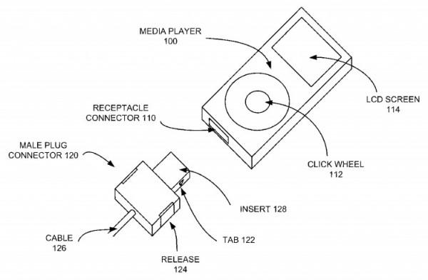 Apple brevetta un nuovo connettore