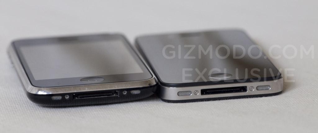 Apple iPhone 3G vs iPhone 4G/HD - Foto 3