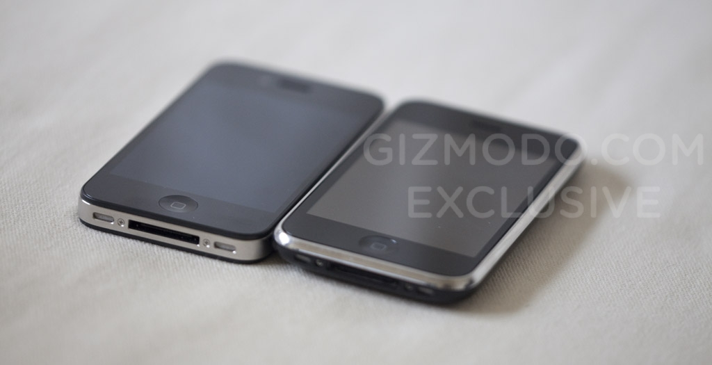 Apple iPhone 3G vs iPhone 4G/HD - Foto 1