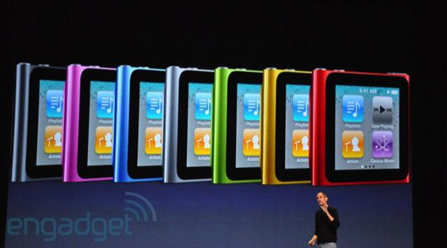 iPod Nano -1