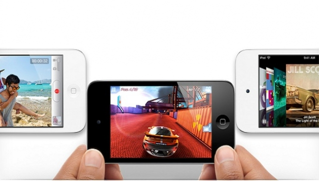iPod Touch game