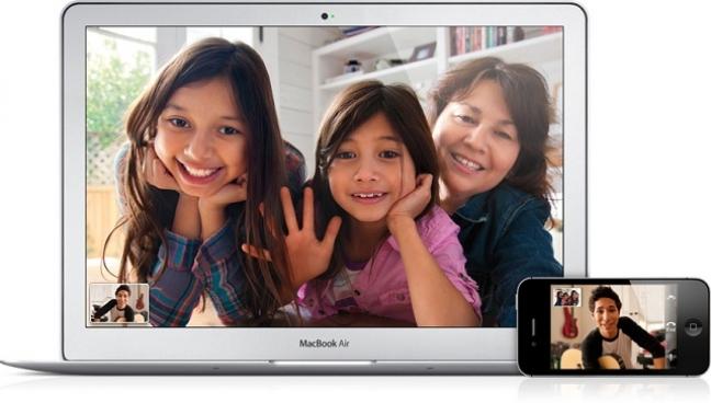 Apple MacBook Air panoramica