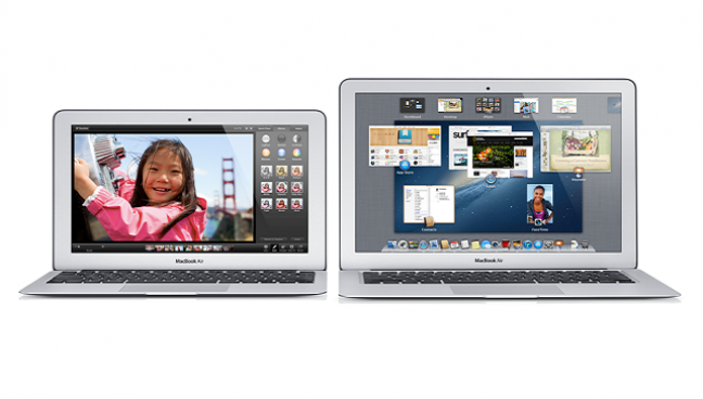 Apple MacBook Air confronto
