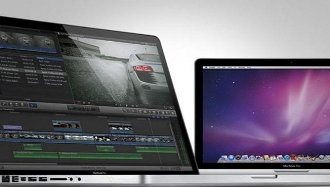 Apple MacBook Pro 2012 la coppia