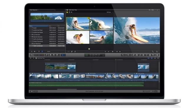 Apple MacBook Pro Display Retina, grafica