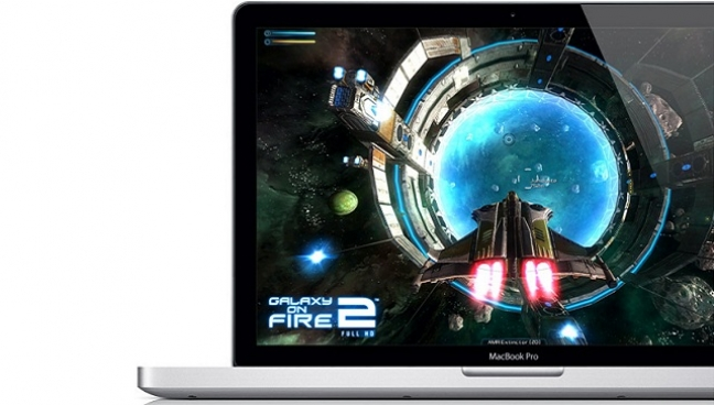 Apple MacBook Pro Display Retina, schermo