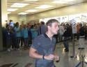Apertura Apple Store Carosello - Ingresso Centro Commerciale