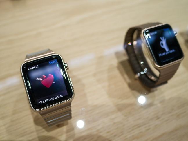 Apple Watch alla Milano Design Week