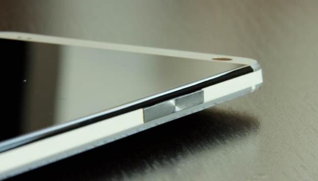 Nuovo HTC One Design