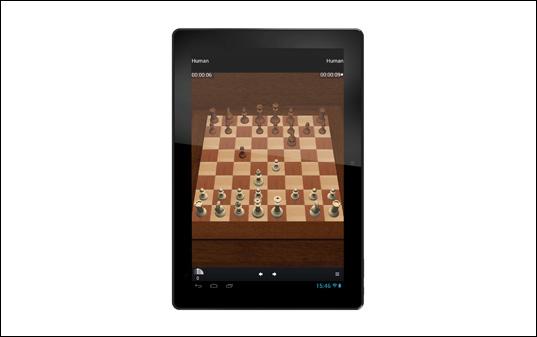 Archos FamilyPad 2, gli scacchi