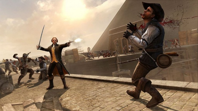 Assassin's Creed 3, La Tirannia di Re Washington