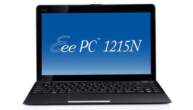 Asus Eee PC 1215N - fronte
