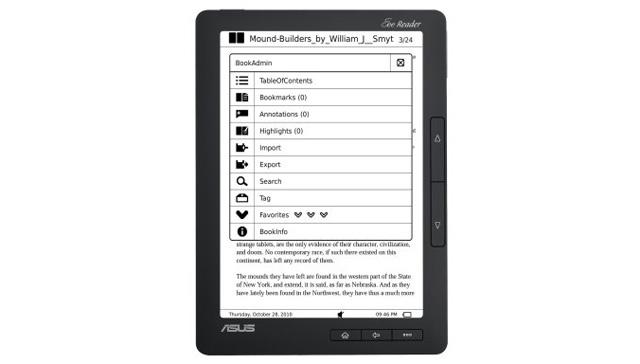 ASUS Eee Reader DR900 2