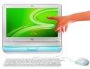 Eee Top touchscreen