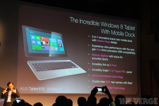 ASUS Tablet 800
