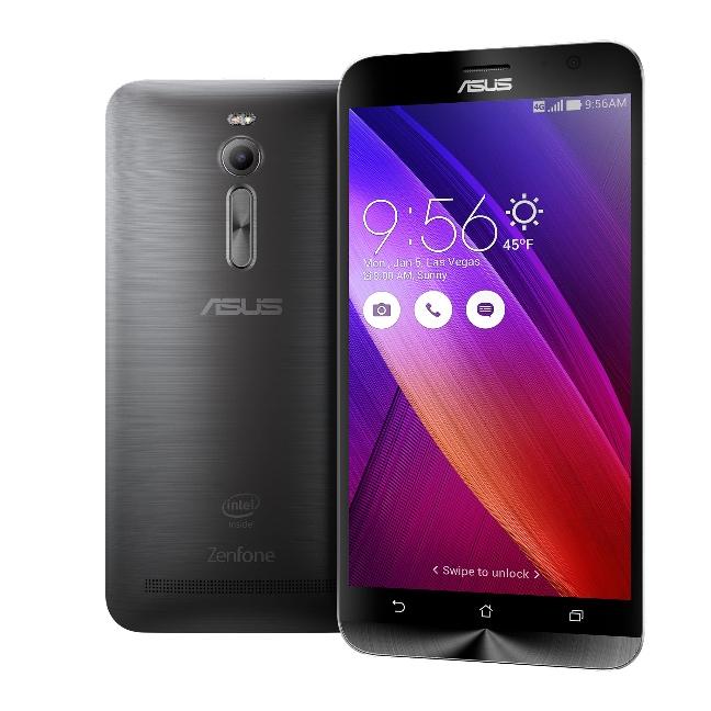 Asus ZenFone 2 nero
