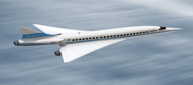 Baby Boom (XB-1 Supersonic Demonstrator)