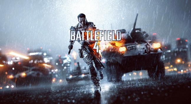 Battlefield 4, artwork
