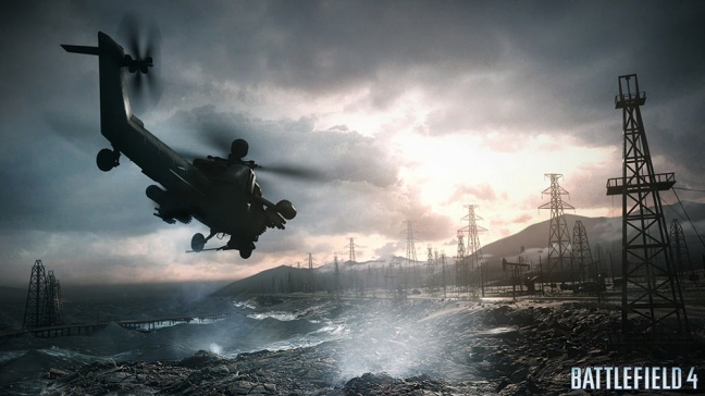 Battlefield 4, screenshot