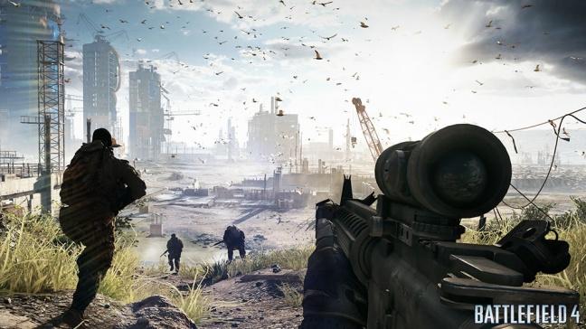 Battlefield 4, screenshot