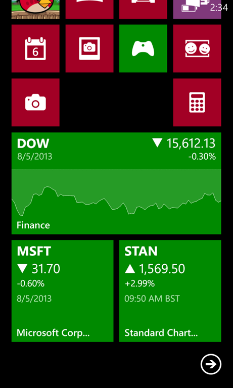 WP8 incontri Apps