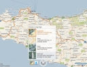 Bing Maps, menù visuale