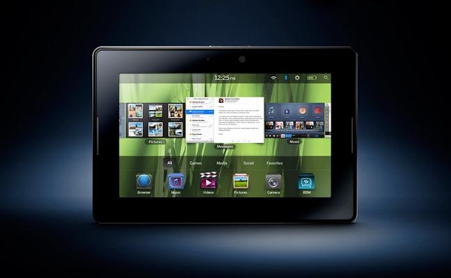 BlackBerry PlayBook OS 1.0.3