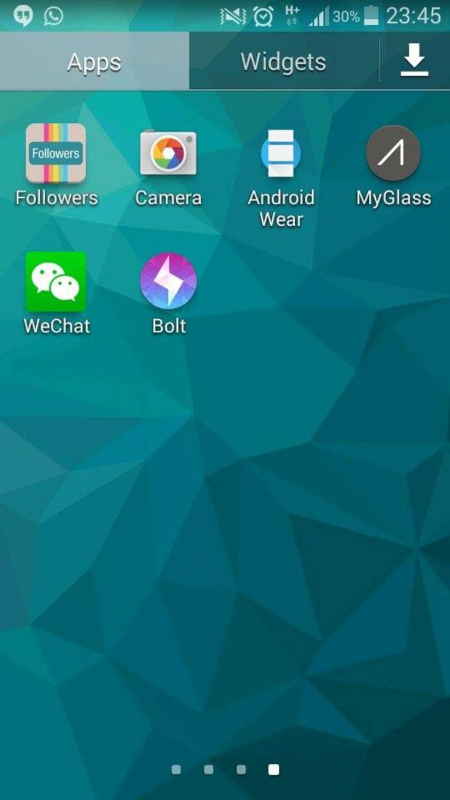 Bolt per Android