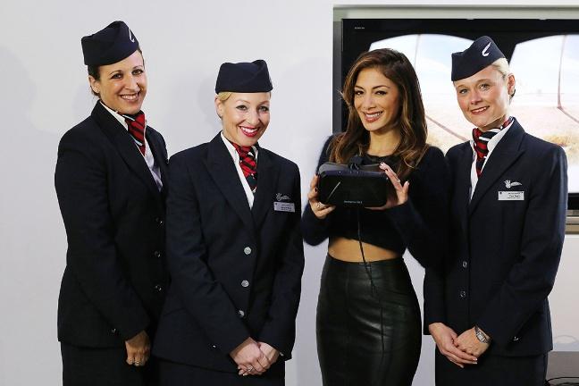 British Airways e la realtà virtuale di Oculus Rift