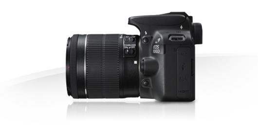 Il profilo della Canon EOS 100D