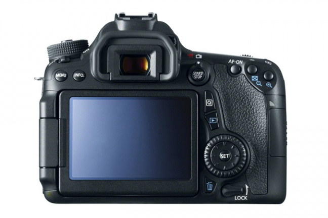Retro Canon EOS 70D