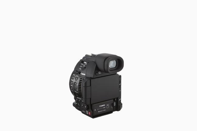 Canon EOS C100 Mark II