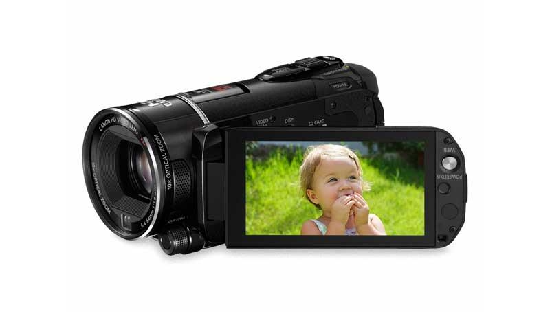 Canon Legria HF-S21