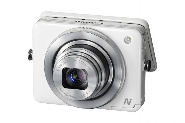 Canon PowerShot N, LCD