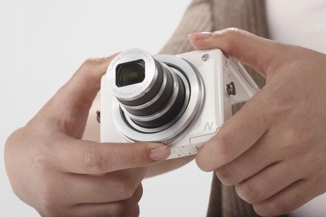 Canon PowerShot N, zoom