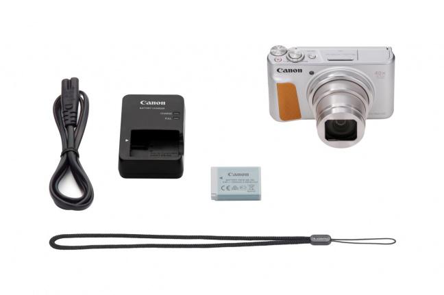 Canon PowerShot SX740 HS (Silver)