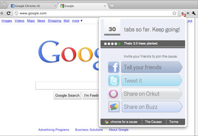 Chrome for a Cause