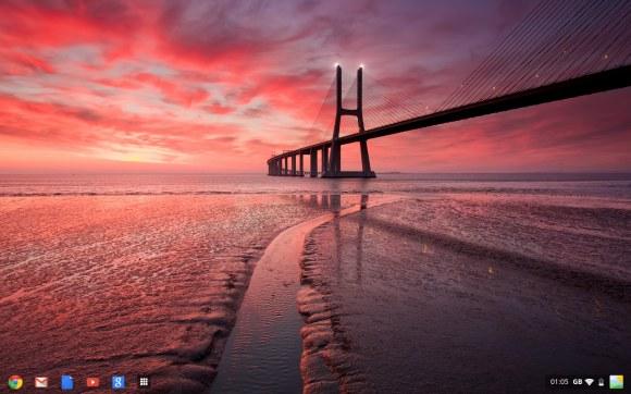 Chrome OS, nuova interfaccia
