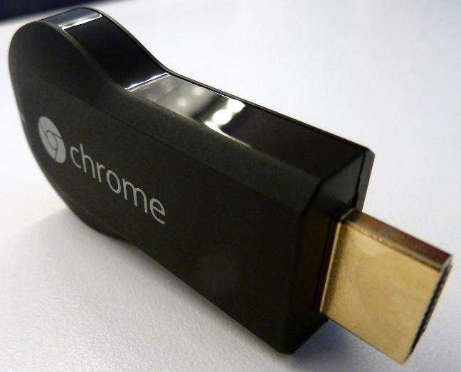 Google Chromecast, il dongle HDMI