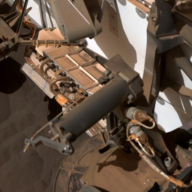 Curiosity - Immagini da Marte