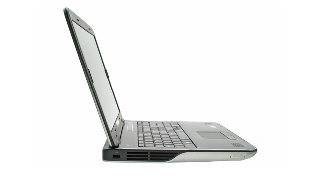 Dell Studio XPS 17 lato