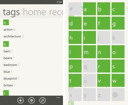Evernote 3 per Windows Phone