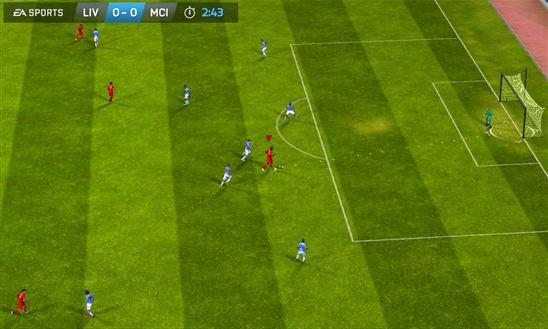 FIFA 14 per Windows Phone 8 sui Nokia Lumia
