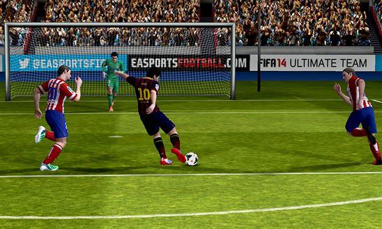 FIFA 14 per Windows Phone 8 sui Nokia Lumia