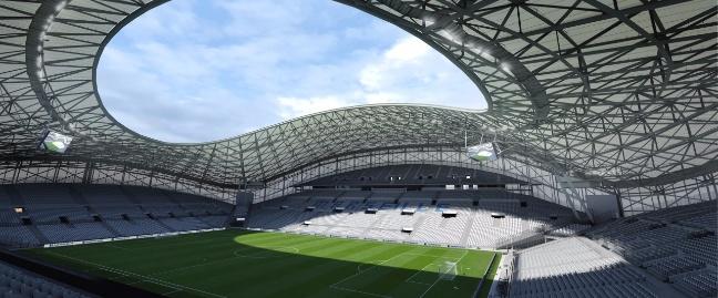 FIFA 16: lo stadio Vélodrome