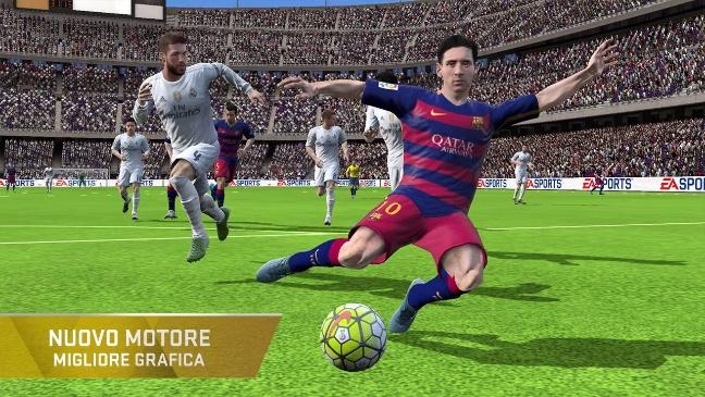 FIFA 16 Ultimate Team su Android e iOS