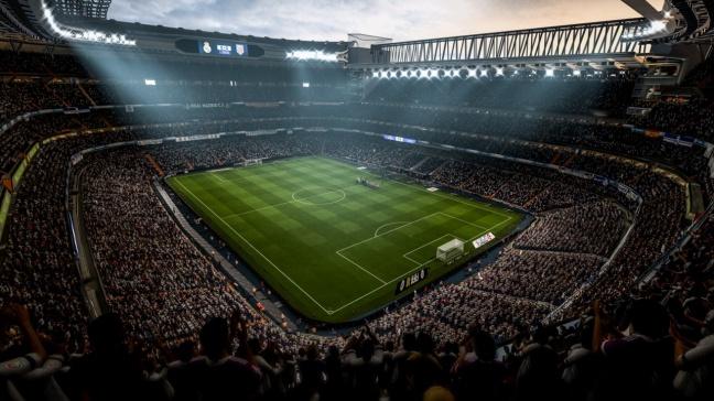 FIFA 18, Santiago Bernabéu